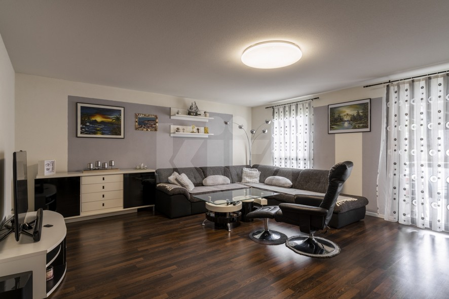 Très bel appartement spacieux avec large terrasse couverte - 3
