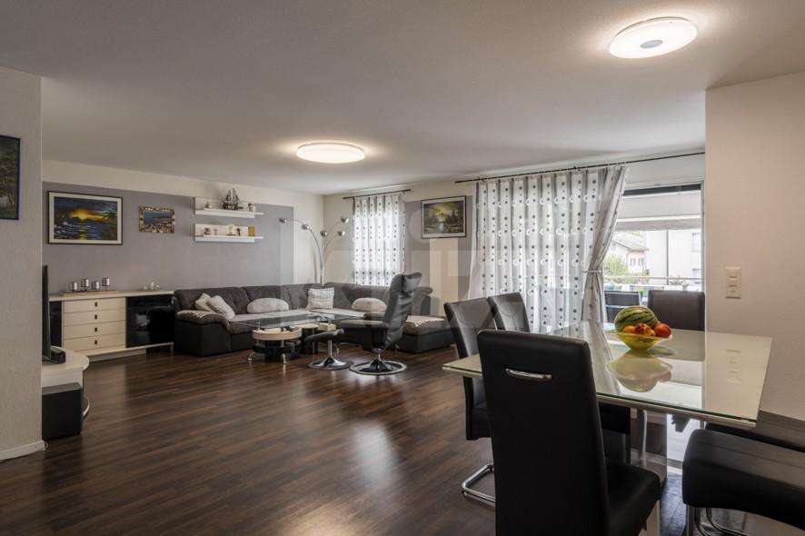 Très bel appartement spacieux avec large terrasse couverte - 2
