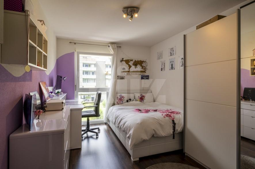 Très bel appartement spacieux avec large terrasse couverte - 6