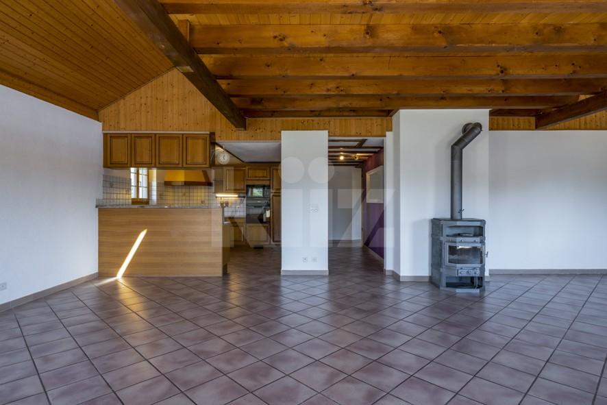 Très bel appartement spacieux et chaleureux avec jolie vue - 6