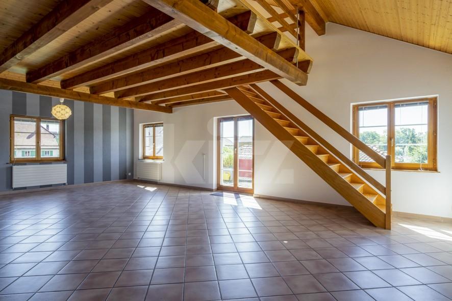 Très bel appartement spacieux et chaleureux avec jolie vue - 4