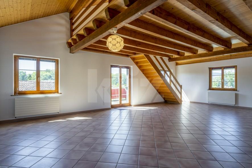 Très bel appartement spacieux et chaleureux avec jolie vue - 5