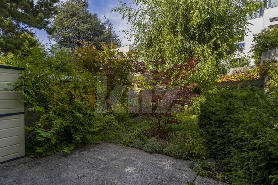 Vendu! Charmante villa mitoyenne avec terrasses et jardin - 12