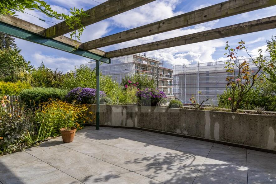 Vendu! Charmante villa mitoyenne avec terrasses et jardin - 10