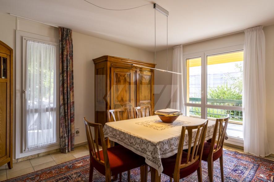 Vendu! Charmante villa mitoyenne avec terrasses et jardin - 3