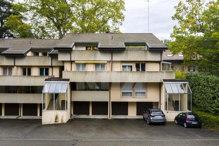 Magnifique duplex contemporain avec mezzanine - 11