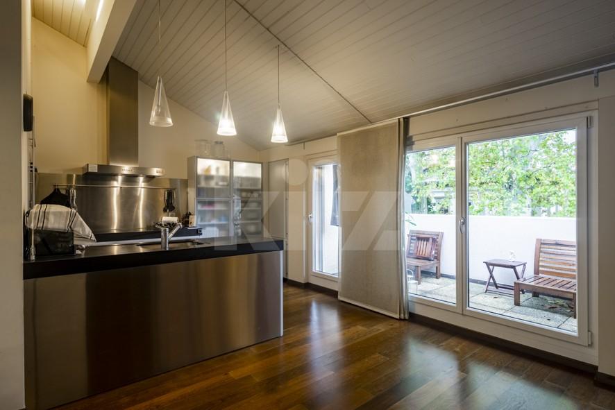 Magnifique duplex contemporain avec mezzanine - 3