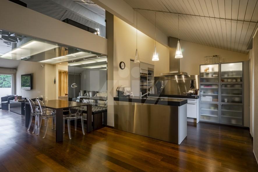 Magnifique duplex contemporain avec mezzanine - 2
