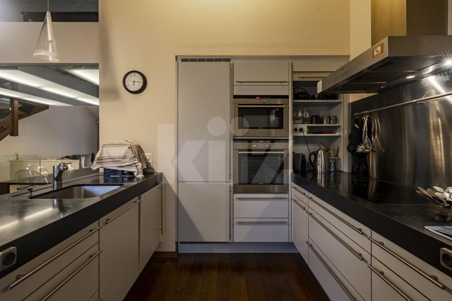 Magnifique duplex contemporain avec mezzanine - 4