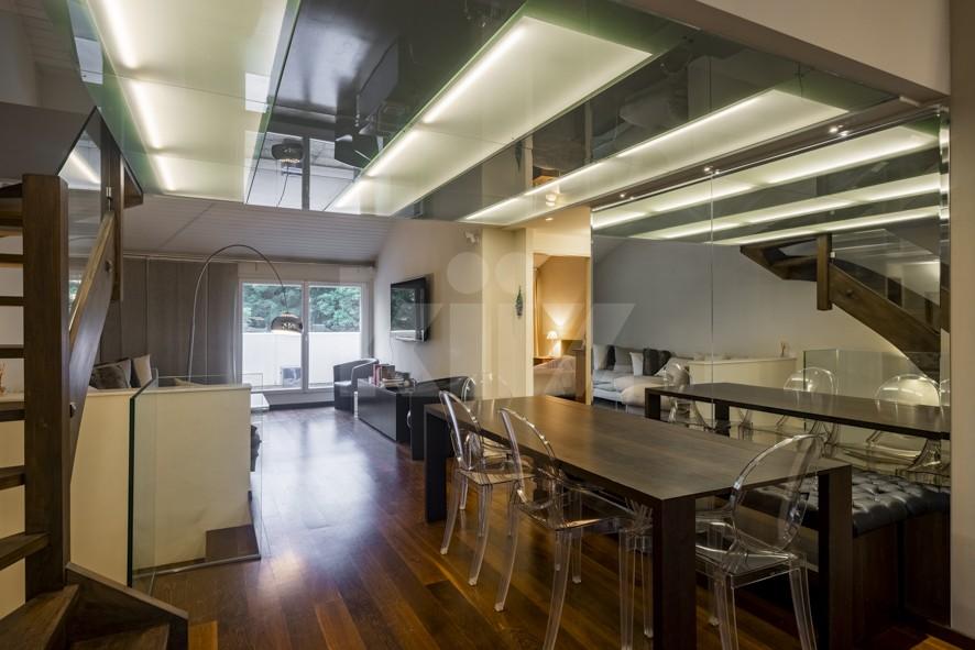 Magnifique duplex contemporain avec mezzanine - 1