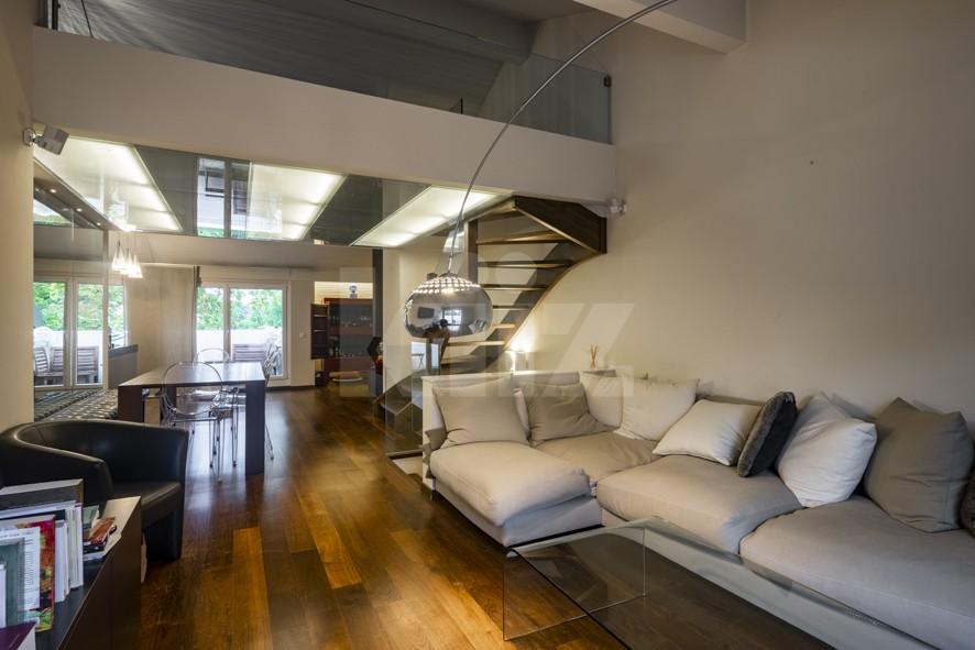 Magnifique duplex contemporain avec mezzanine - 6