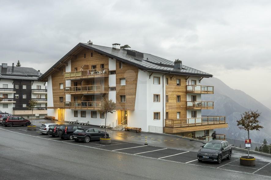 Bel appartement avec vue magnifique sur la vallée du Rhône - 2