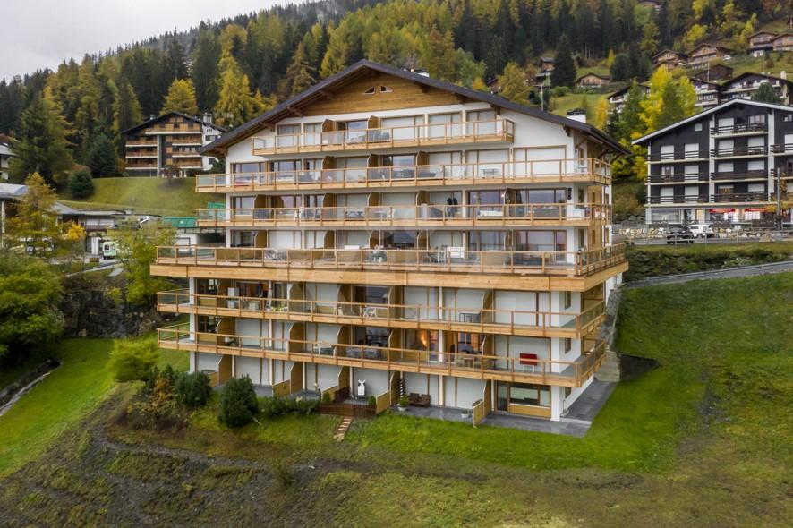 Bel appartement avec vue magnifique sur la vallée du Rhône - 1