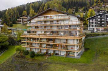 Bel appartement avec vue magnifique sur la vallée du Rhône