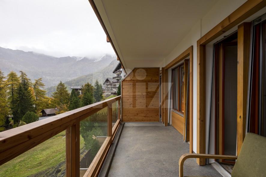 Bel appartement avec vue magnifique sur la vallée du Rhône - 11