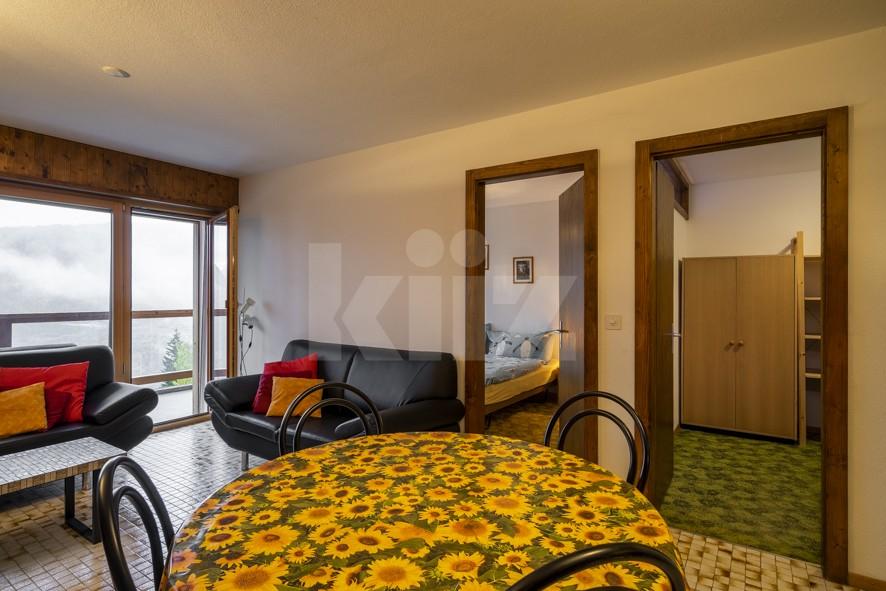 Bel appartement avec vue magnifique sur la vallée du Rhône - 4
