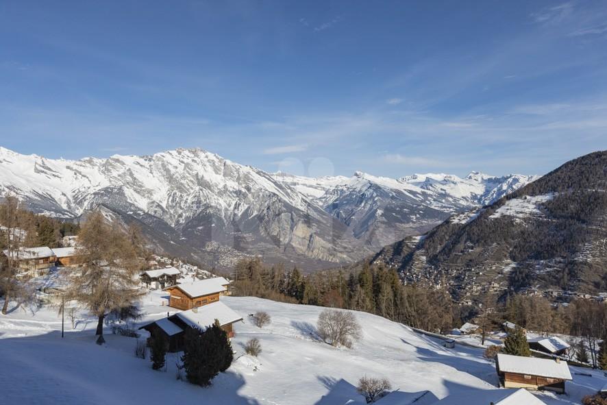 Bel appartement avec vue magnifique sur la vallée du Rhône - 12