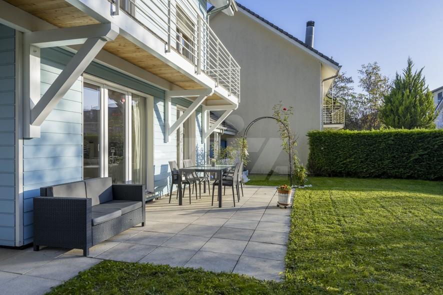 VENDU ! Accueillante villa familiale avec grand jardin - 11