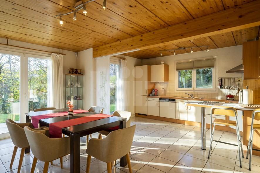 VENDU ! Accueillante villa familiale avec grand jardin - 4