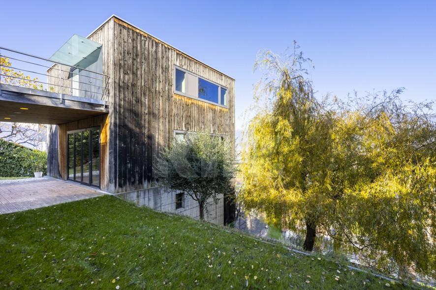 Superbe villa d'architecte avec vue panoramique - 10