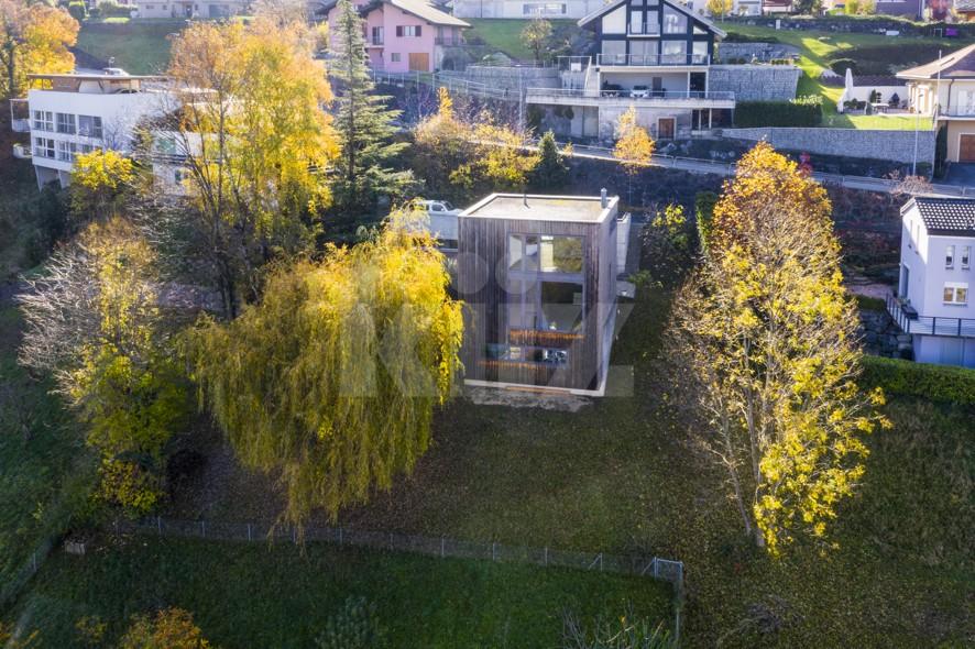 Superbe villa d'architecte avec vue panoramique - 1