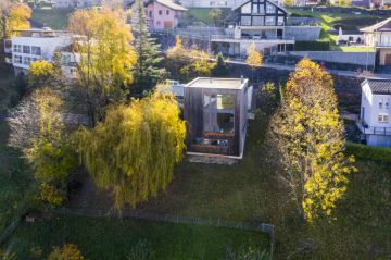 Superbe villa d'architecte avec vue panoramique