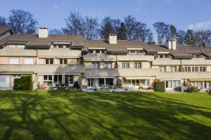 Superbe duplex dans charmante résidence avec parc privatif