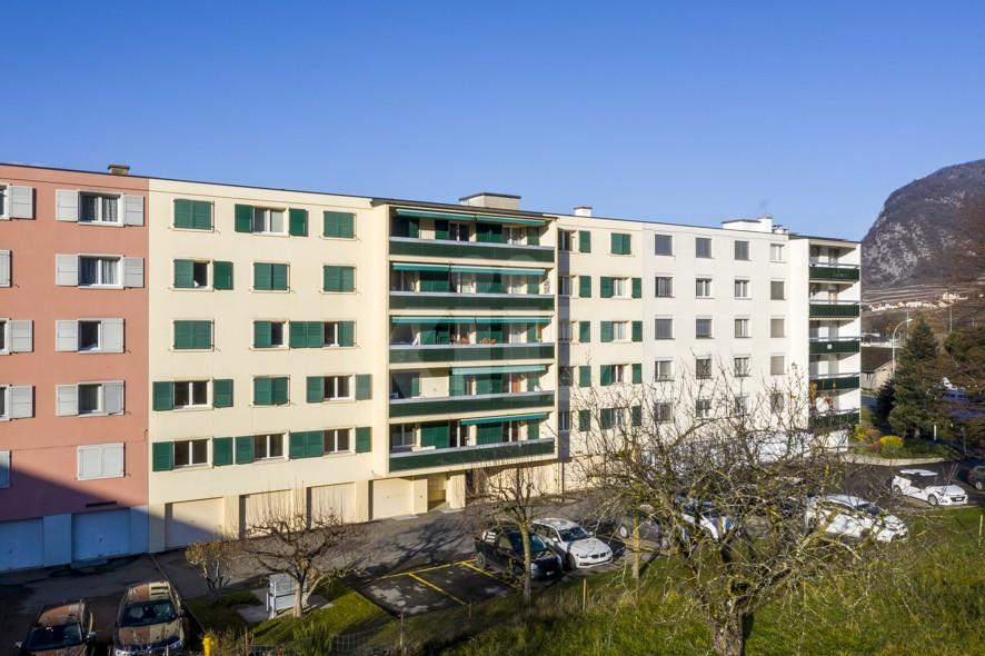 Bel appartement traversant et lumineux - 1
