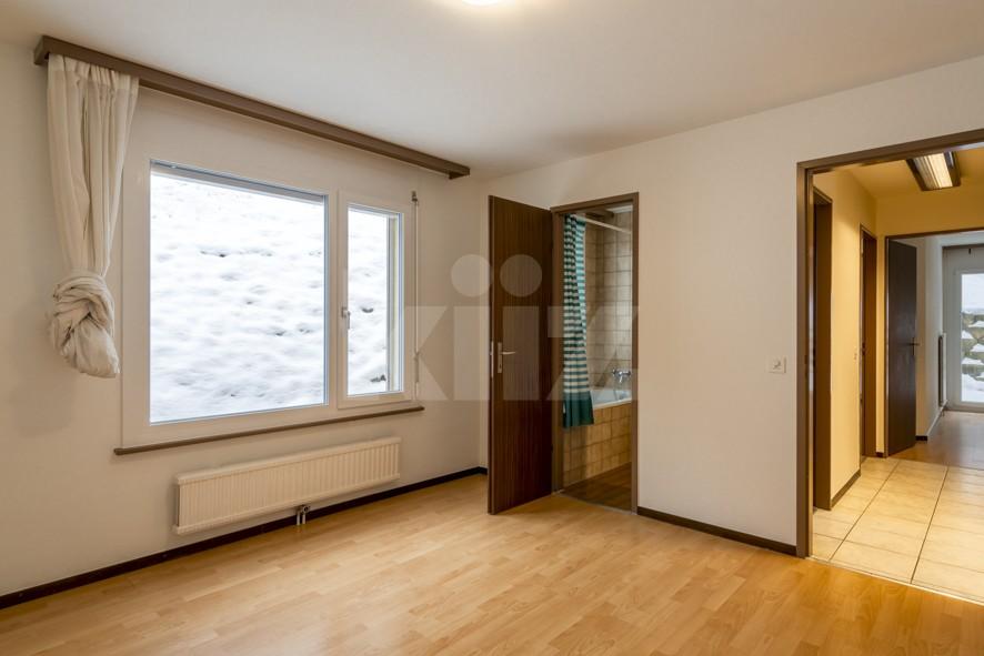 Bel appartement avec jardin - 7