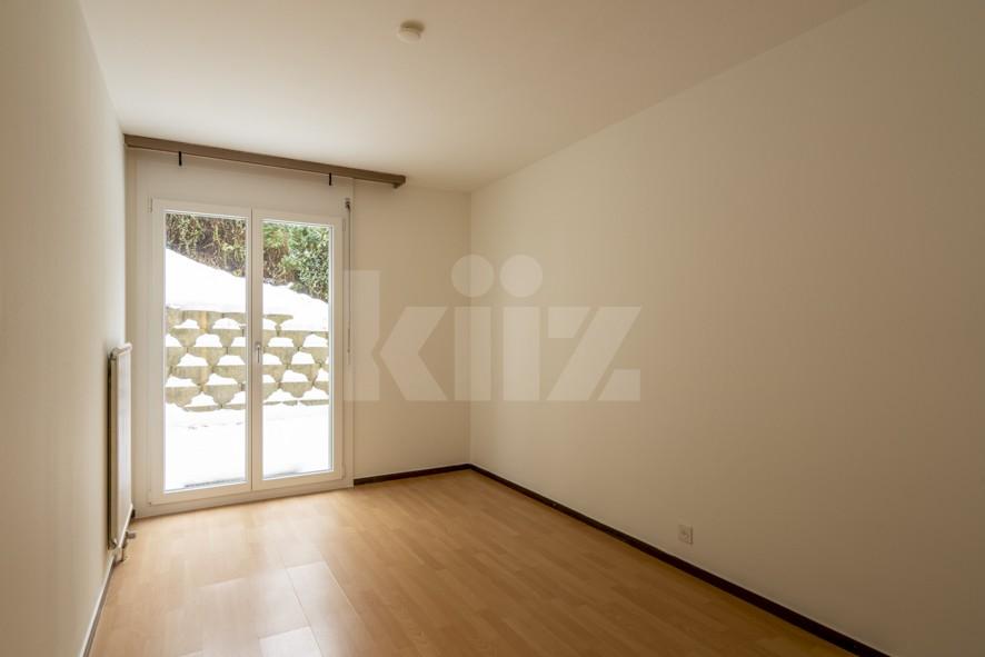 Bel appartement avec jardin - 8