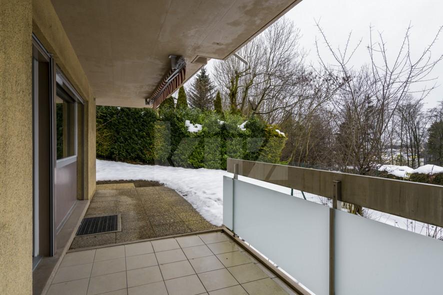Bel appartement avec jardin - 12