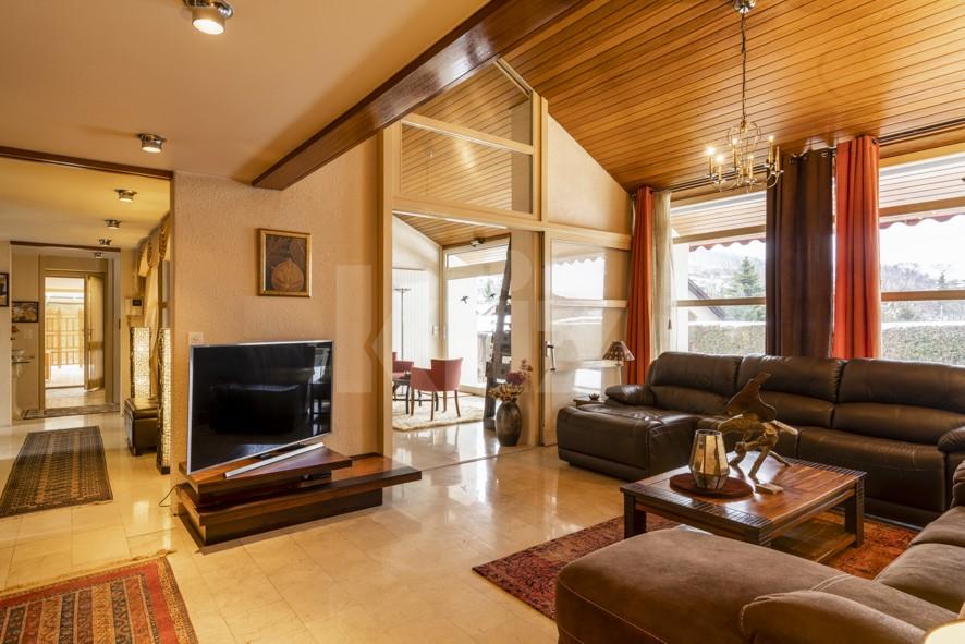 Objet rare! Exceptionnelle villa familiale avec piscine - 3