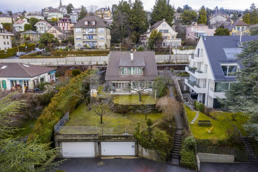 Accueillante villa familiale avec grand jardin - 1
