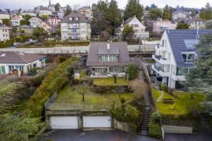 Accueillante villa familiale avec grand jardin