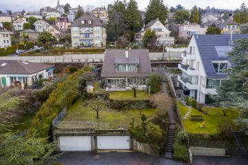 VENDU ! Accueillante villa familiale avec grand jardin