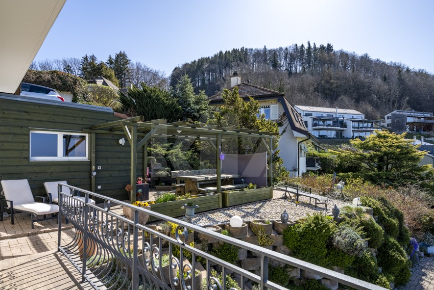 Splendide villa avec vue panoramique sur le lac - 11
