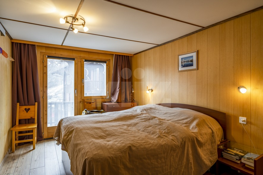 Charmant duplex à 5min en train de Täsch (Zermatt) - 8