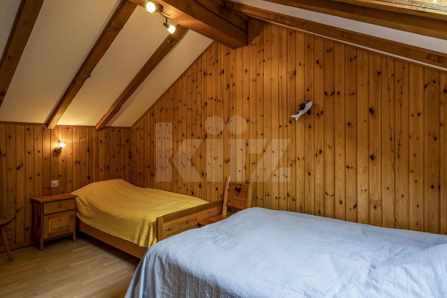 Charmant duplex à 5min en train de Täsch (Zermatt) - 9