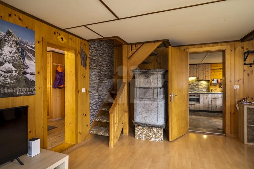Charmante Duplexwohnung 5Min mit dem Zug von Täsch (Zermatt) - 5