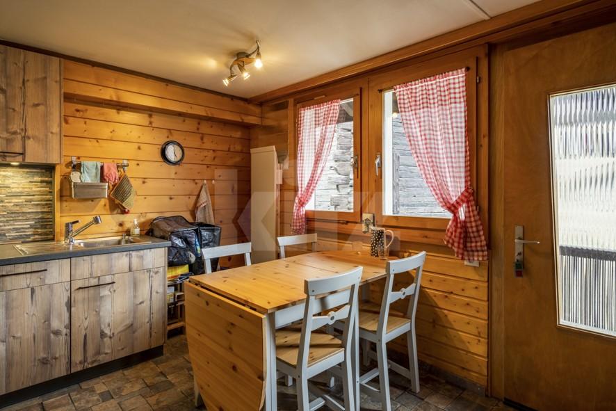 Charmante Duplexwohnung 5Min mit dem Zug von Täsch (Zermatt) - 4