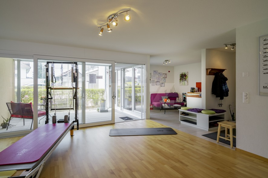 Magnifique appartement avec deux belles terrasses - 5