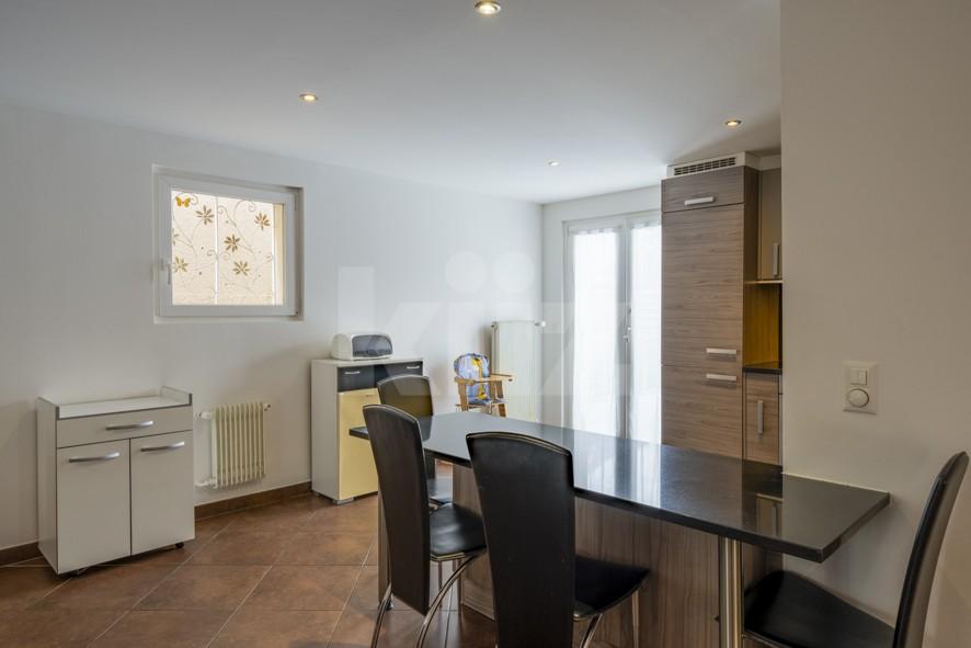 Maison de deux appartements au centre de Martigny - 3