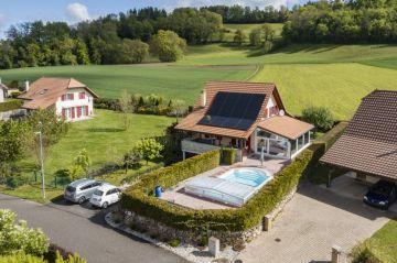 Magnifique villa familiale avec piscine