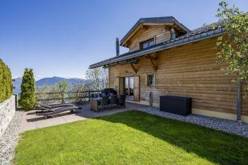 Appartement avec vue imprenable sur le lac et les montagnes