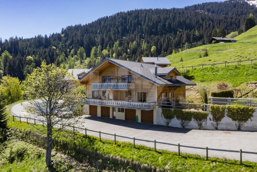 Appartement avec vue imprenable sur le lac et les montagnes - 9