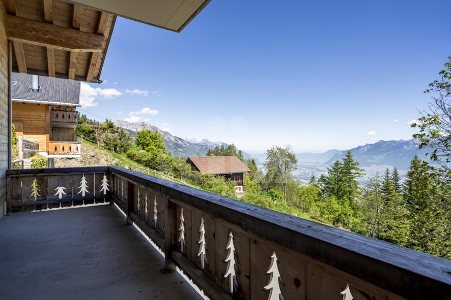 Appartement avec vue imprenable sur le lac et les montagnes - 8