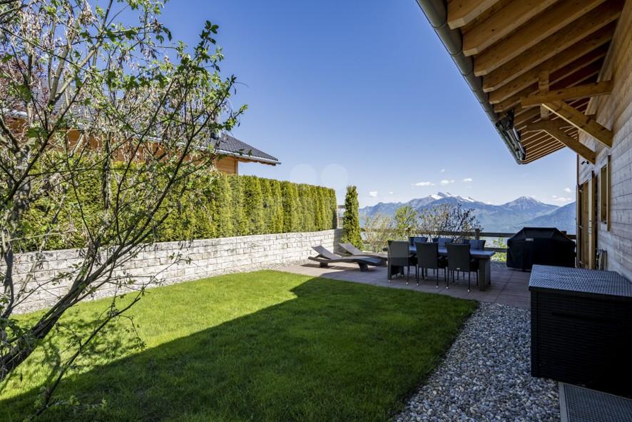 Appartement avec vue imprenable sur le lac et les montagnes - 10