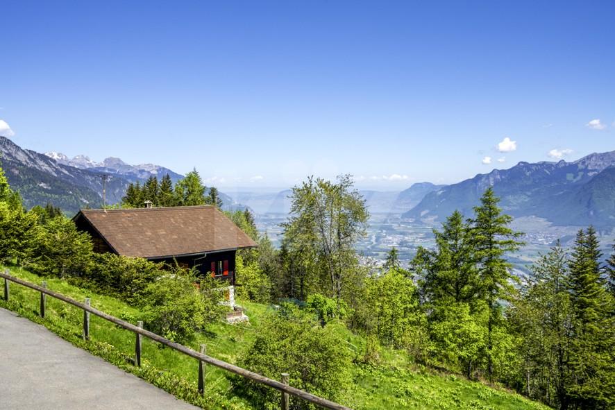 Appartement avec vue imprenable sur le lac et les montagnes - 11