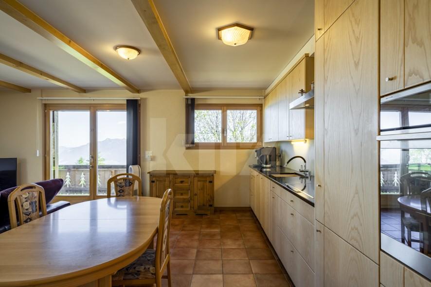Appartement avec vue imprenable sur le lac et les montagnes - 3