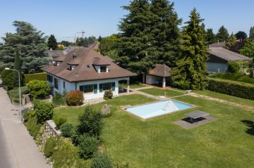 VENDU ! Splendide villa individuelle avec piscine